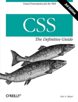 CSS: The Definitive Guide (Paperback)