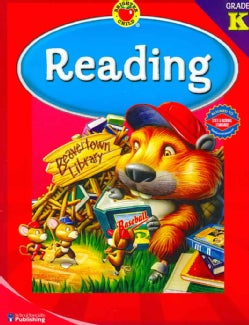Brighter Child Reading, Kindergarten (Paperback)