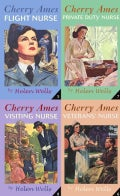 Cherry Ames boxed set books 5-8: Flight Nurse, Veteran's Nurse, Private Duty Nurse, Visiting Nurse (Hardcover)