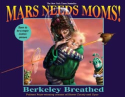 Mars Needs Moms (Hardcover)