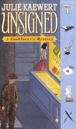 Unsigned: A Booklover's Mystery (Paperback)