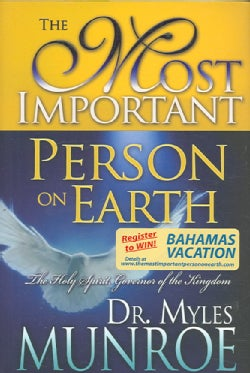 Most Important Person on Earth (Hardcover)
