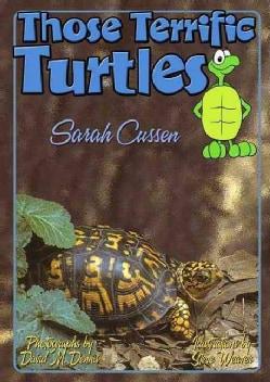 Those Terrific Turtles (Hardcover)