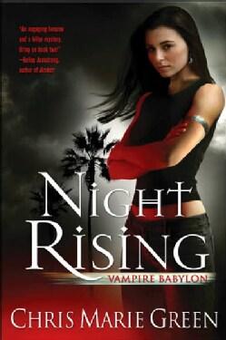 Night Rising: Vampire Babylon, Book 1 (Paperback)