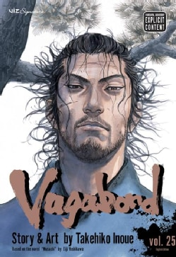 Vagabond 25 (Paperback)