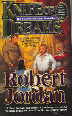 Knife of Dreams (Paperback)