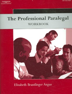 The Professional Paralegal Workbook (Paperback)