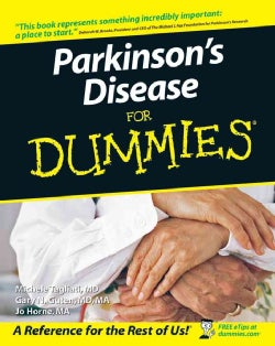 Parkinson's Disease for Dummies (Paperback)