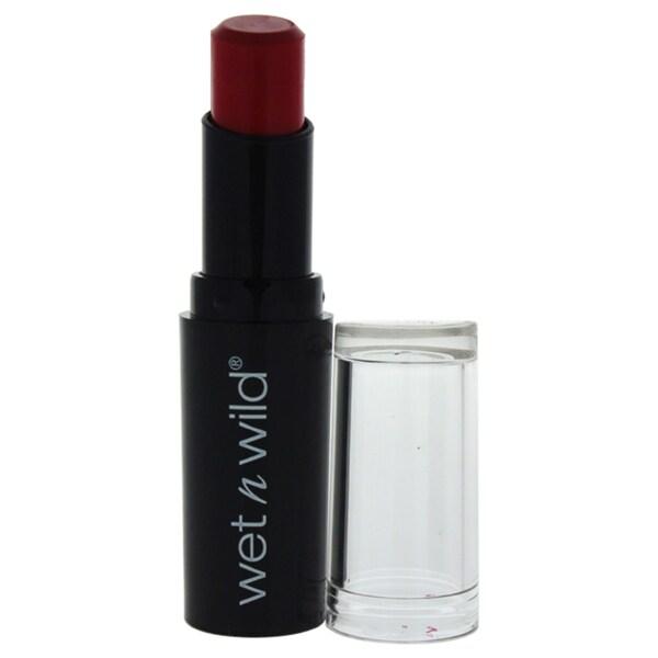 Wet 'n' Wild Mega Last Lip Color 910D Red Velvet 35595805
