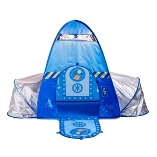 Fun2Give Pop-It-Up Rocket Play Tent w/ Lights