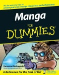 Manga for Dummies (Paperback)