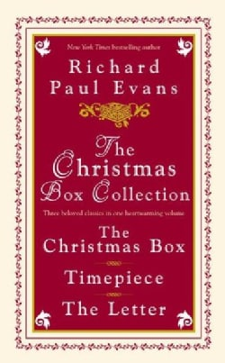 The Christmas Box Collection: The Christmas Box, Timepiece, and the Letter (Paperback)