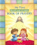 My First Read and Learn Book of Prayers (Board book)