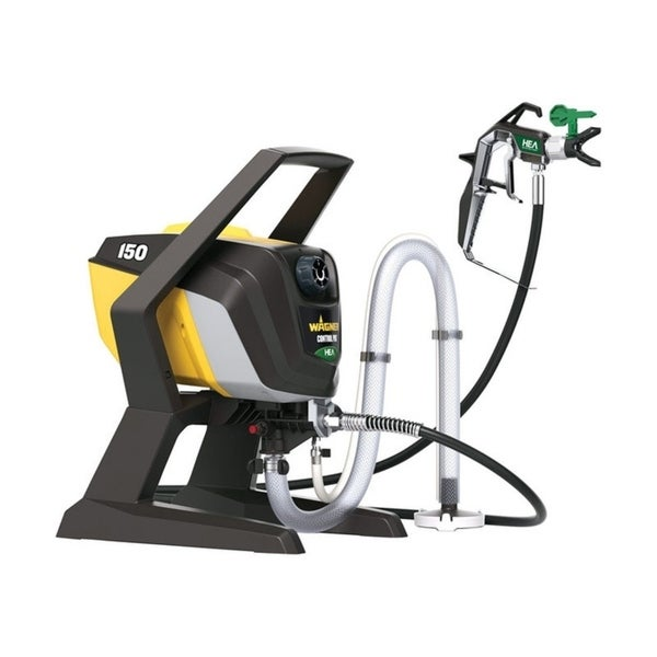 Wagner  Control Pro 150  Paint Sprayer  1500 psi Plastic  Airless  14 in. H x 1 ft. W 35680298