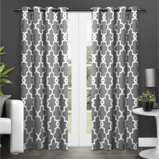 The Curated Nomad Duane Blackout Curtain Panel Pair