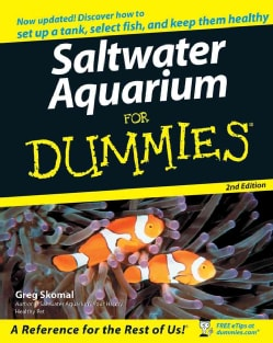 Saltwater Aquariums for Dummies (Paperback)