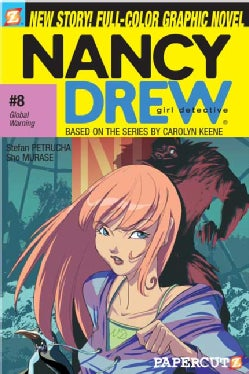 Nancy Drew Girl Detective 8: Global Warning (Paperback)