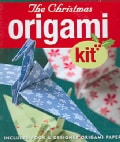 The Christmas Origami: Includes Book & Designer Origami Paper (Hardcover)