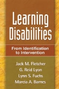 Learning Disabilities: From Identification to Intervention (Hardcover)