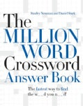 The Million Word Crossword Answer Book (Hardcover)