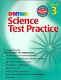 Spectrum Science Test Practice: Grade 3 (Paperback)