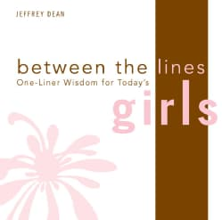 One-liner Wisdom for Today's Girls (Paperback)