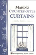 Making Country Style Curtains (Paperback)