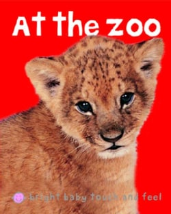 At the Zoo (Board book)