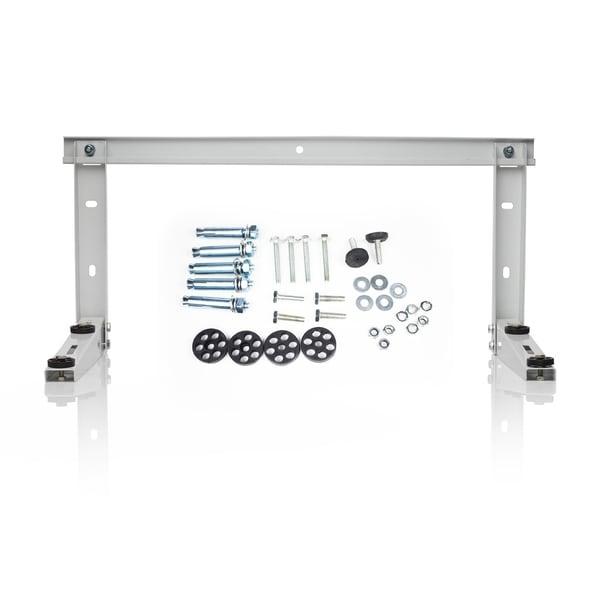 MRCOOL Condenser Wall Mounting Kit for 9k to 18k BTU MrCool Ductless Split System - White 35749550