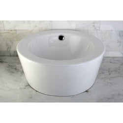 Round Vitreous China Sink