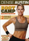 Denise Austin: Bootcamp Total Body Blast (DVD)