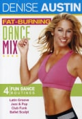 Denise Austin: Fat Burning Dance Mix (DVD)