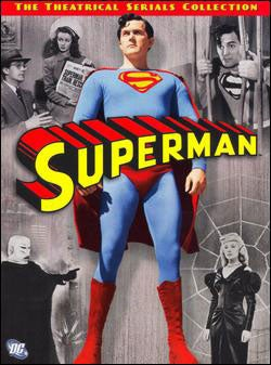 Superman Serials: The Complete 1948 & 1950 Collection (DVD)
