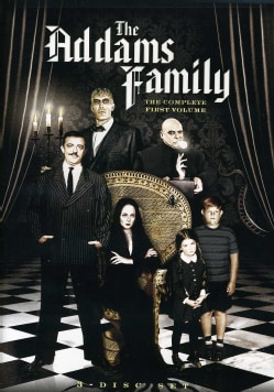 Addams Family Vol. 1 (DVD)