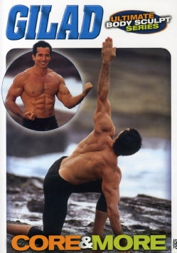 Gilad: Ultimate Body Sculpt Core and More (DVD)