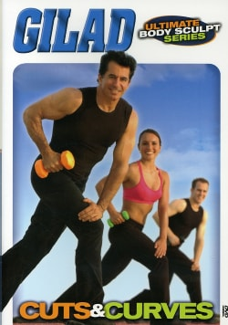 Gilad: Ultimate Body Sculpt Cuts and Curves (DVD)