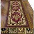 Caroline Medale Oriental Runner (2&#39;2 x 7&#39;7)