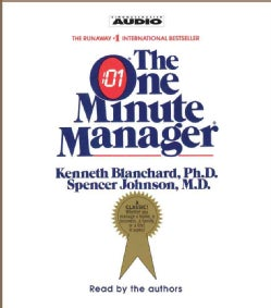The One Minute Manager (CD-Audio)