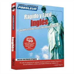 Rapido Y Facil Ingles: Sin Libros Sin Clases Totalmente En Audio (CD-Audio)