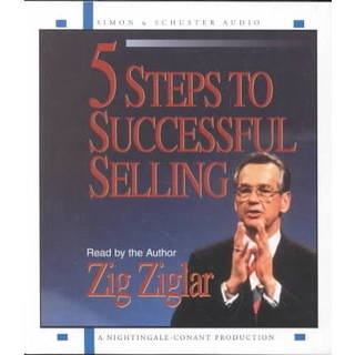 5 Steps to Successful Selling (CD-Audio)
