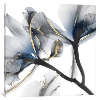 "iCanvas ""Indigo Luster Cyclamen II"" by Albert Koetsier Canvas Print"