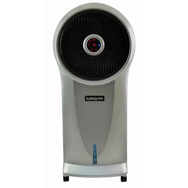Luma Comfort EC110S Portable Evaporative Air Cooler - Silver 9283822