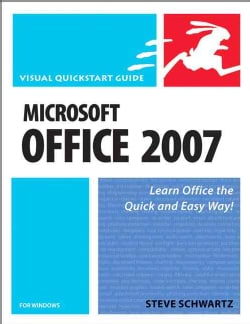 Microsoft Office 2007 for Windows (Paperback)