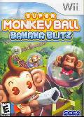 Wii - Super Monkey Ball: Banana Blitz