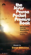 The Jesus Person Pocket Promise Book (Paperback)