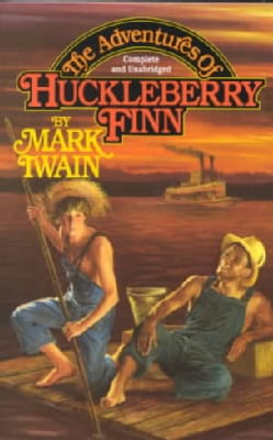 The Adventures of Huckleberry Finn (Paperback)