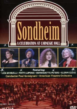 Sondheim: A Celebration at Carnegie Hall (DVD)
