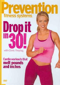 Prevention Fitness Systems: Drop It In 30 (DVD)