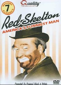 Red Skelton: America Funniest Man (DVD)