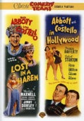 Abbott & Costello: Lost in a Harem/Abbott & Costello in Hollywood (DVD)